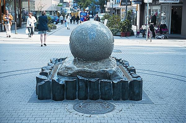 Brunnen des Monats – Kübelbrunnen in Degerloch